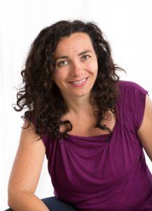 Ingrid Perner qualifizierte Praktikerin der Grinberg Methode
